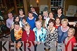 Staff from Dinish Ward, Tralee Community nursing unit, Killerisk, Tralee had a great night out together in Ballygarry house hotel, Tralee last Friday