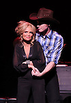 Kristin Chenoweth with Tyler Hanes.performing in Kristin Chenoweth World Tour directed by Richard Jay Alexander at City Center in New York City on 6/02/2012