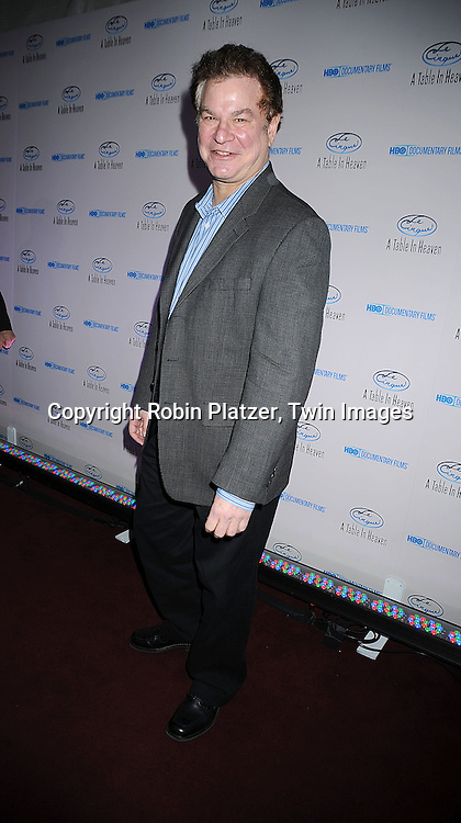 """Robert Wuhl ..posing for photographers at the party for The HBO Documentary  """"Le Cirque: A Table in Heaven"""" at Le Cirque..in New York City on December 3, 2008.....Robin Platzer, Twin Images"""
