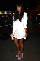 Jameela Jamil  attends the Rodial Beautiful Awards 2014 at St Martin's Lane Hotel in London. 10/03/14 Picture by: Jim Pearson / Featureflash