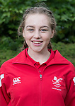 Maisie Mackenzie<br /> <br /> Team Wales team photo prior to leaving for the Bahamas 2017 Youth commonwealth games - Sport Wales National centre - Sophia Gardens  - Saturday 15th July 2017 - Wales <br /> <br /> &copy;www.Sportingwales.com - Please Credit: Ian Cook - Sportingwales
