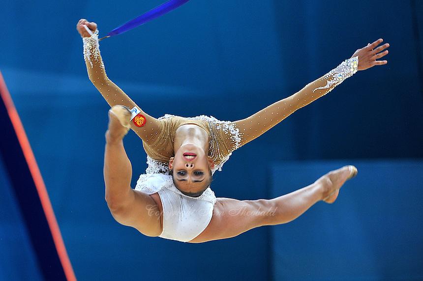 August 30, 2013 - Kiev, Ukraine - RITA MAMUN of Russia performs at 2013 World Championships.