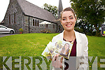 Selena O'Connell is on top of the world as she prepares to launch her Debut EP on Friday night 29th August in the Old Oratory, Cahersiveen at 8:30.  Selena was the winner of the Talent of Iveragh Contest 2013.