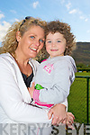 Helen and Zara Burke enjoying the Glenflesk fun day on Sunday.   Copyright Kerry's Eye 2008
