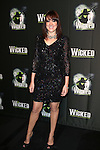 Dee Riscioli  attending the 10th Anniversary Celebration Party for 'Wicked'  at the Edison Ballroom on October 30, 2013  in New York City.