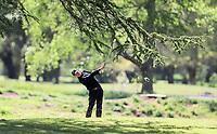 Kerry Mountcastle during the final match v Charlie Smail. New Zealand Amateur Championship, Wairakei Golf Course and Sanctuary, Taupo, New Zealand, Sunday 4  November 2018. Photo: Simon Watts/www.bwmedia.co.nz