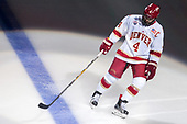 Will Butcher (DU - 4) - The University of Denver Pioneers defeated the University of Minnesota Duluth Bulldogs 3-2 to win the national championship on Saturday, April 8, 2017, at the United Center in Chicago, Illinois.