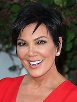 BEVERLY HILLS, CA, USA - SEPTEMBER 13: Kris Jenner arrives at the Brent Shapiro Foundation For Alcohol And Drug Awareness' Annual 'Summer Spectacular Under The Stars' 2014 held at a Private Residence on September 13, 2014 in Beverly Hills, California, United States. (Photo by Xavier Collin/Celebrity Monitor)