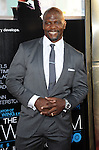 Terry Crews at the Los Angeles premiere of the new HBO series The Newsroom, held at the Cinerama Dome Los Angeles, CA. June 20, 2012