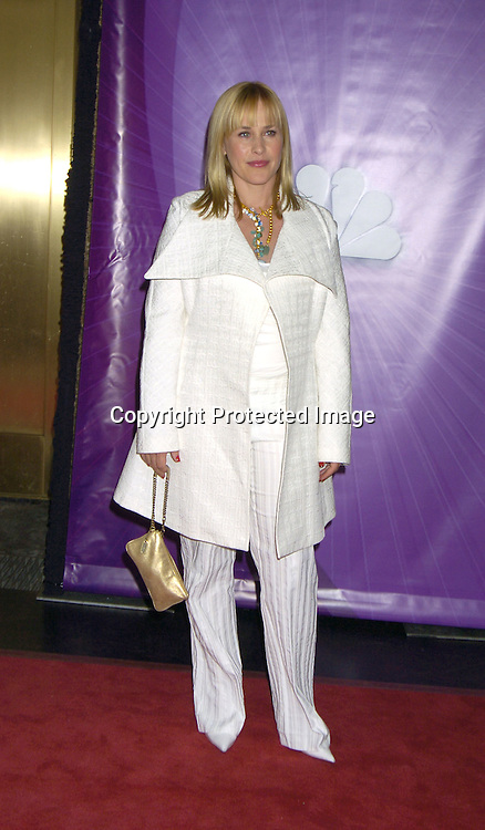 Patricia Arquette..at The NBC Universal Upfront announcement of their new ..Shows on May 16, 2005 at Radio City Musci Hall. ..Photo by Robin Platzer, Twin Images