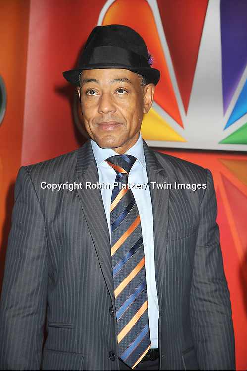 Giancarlo Esposito attends the NBC Upfront Presentation of 2012-2013 Season at Radio City Music Hall on May 14, 2012 in New York City.