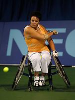 17-11-07, Netherlands, Amsterdam, Wheelchairtennis Masters 2007, Walraven