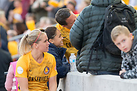 Sandy, UT - Saturday April 14, 2018: Elise Thorsnes during a regular season National Women's Soccer League (NWSL) match between the Utah Royals FC and the Chicago Red Stars at Rio Tinto Stadium.