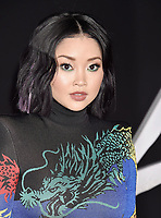 WESTWOOD, CA - FEBRUARY 05: Lana Condor attends the Premiere Of 20th Century Fox's 'Alita: Battle Angel' at Westwood Regency Theater on February 05, 2019 in Los Angeles, California.<br /> CAP/ROT/TM<br /> ©TM/ROT/Capital Pictures