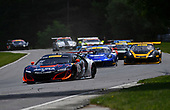 Pirelli World Challenge<br /> Grand Prix of Lime Rock Park<br /> Lime Rock Park, Lakeville, CT USA<br /> Saturday 27 May 2017<br /> Peter Kox / Mark Wilkins<br /> World Copyright: Richard Dole/LAT Images<br /> ref: Digital Image RD_LMP_PWC_17126