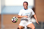 21 August 2016: North Carolina's Madison Schultz. The University of North Carolina Tar Heels hosted the University of North Carolina Charlotte 49ers in a 2016 NCAA Division I Women's Soccer match. UNC won the game 3-0