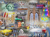 MODERN, MODERNO, paintings+++++GST_nyc take a bite puzzle.,USLGGST186,#N#, EVERYDAY ,collages,puzzle,puzzles ,photos ,Graffitees