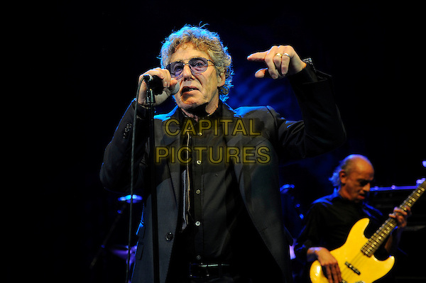 LONDON, ENGLAND - February 25: Roger Daltrey performing in concert at the o2 Shepherd's Bush Empire on February 25, 2014 in London, England<br /> CAP/MAR<br /> &copy; Martin Harris/Capital Pictures