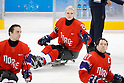 PyeongChang 2018 Paralympics: Para Ice Hockey: Qualification round between Norway 3-1 Sweden