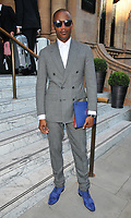 Eric Underwood at the LFW (Men's) s/s 2019 GQ Dinner to close this season's London Fashion Week Men's, Palm Court at The Principal London, Russell Square, London, England, UK, on Monday 11 June 2018.<br /> CAP/CAN<br /> &copy;CAN/Capital Pictures