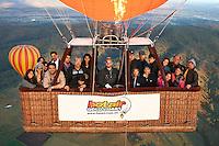 20120530 May 30 Hot Air Balloon Gold Coast