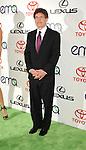 BURBANK, CA - SEPTEMBER 29: Cody Horn and Alan Horn arrives at the 2012 Environmental Media Awards at Warner Bros. Studios on September 29, 2012 in Burbank, California.
