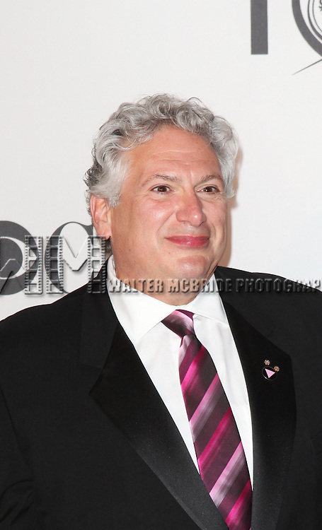 Harvey Fierstein pictured at the 66th Annual Tony Awards held at The Beacon Theatre in New York City , New York on June 10, 2012. © Walter McBride / WM Photography