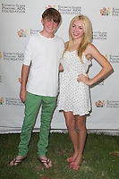 "Spencer List and Peyton List at the 23rd Annual ""A Time for Heroes"" Celebrity Picnic Benefitting the Elizabeth Glaser Pediatric AIDS Foundation. Los Angeles, California. June 3, 2012. © mpi22/MediaPunch Inc."