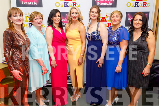 Attending the Causeway Community Action Group Oskars fundraiser in the Ballyroe Heights Hotel on Friday <br /> L to r: Christine Meehan, Marion Harty, Lorraine Diggin, Elaine Moriarty, Marie Therese Healy, Judy Diggins and Martina Madden.