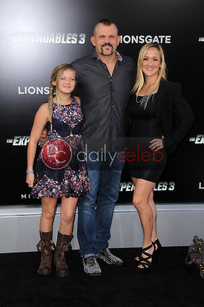 Chuck Liddell<br /> at &quot;The Expendables 3&quot; Los Angeles Premiere, TCL Chinese Theater, Hollywood, CA 08-11-14<br /> David Edwards/Dailyceleb.com 818-249-4998