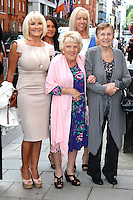 "London - TOWIE star Nanny Pat - aka Patricia Brooker - launches her new book "" Penny Sweets and Cobbled Streets: My East End Childhood"" at Mayfair Exchange, London - August 28th 2012..Photo by Keith Mayhew"