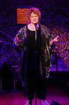 Sarah Rice.performing at the 54 Below press preview on August 7, 2012 in New York City.