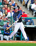 3 March 2010: Atlanta Braves' catcher David Ross in action during a Grapefruit League game against the New York Mets at Champion Stadium in the ESPN Wide World of Sports Complex in Orlando, Florida. The Braves defeated the Mets 9-5 in the Spring Training matchup. Mandatory Credit: Ed Wolfstein Photo