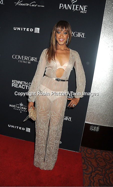 Shontelle attends the Vanidades Magazine  Icons of Style Gala on September 27, 2012 at the Mandarin Oriental Hotel in New York City.
