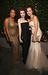 Bryonha Marie Parham, Kaley Ann Voorhees and Janet Dacal attends the Broadway Opening Night After Party for 'The Prince of Broadway' at Bryant Park Grill on August 24, 2017 in New York City.