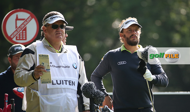 Joost Luiten (NED) during Round Two of the 2016 BMW PGA Championship over the West Course at Wentworth, Virginia Water, London. 27/05/2016. Picture: Golffile | David Lloyd. <br /> <br /> All photo usage must display a mandatory copyright credit to &copy; Golffile | David Lloyd.