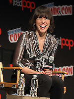 NEW YORK, NY-October 07:Milla Jovovich at ComicCon 2016: Resident Evil: The Final Chapter panel at Madison Square Garden in New York.October 07, 2016. Credit:RW/MediaPunch