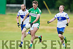 Billy McGuire Legion races away from Desmonds pair of Patrick Hickey and Pa White in Direen on Saturday