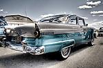 2 tone vintage Ford Fairlane