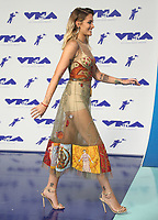 INGLEWOOD, CA - August 27: Paris Jackson, At 2017 MTV Video Music Awards At The Forum in Inglewood In California on August 27, 2017. Credit: FS/MediaPunch