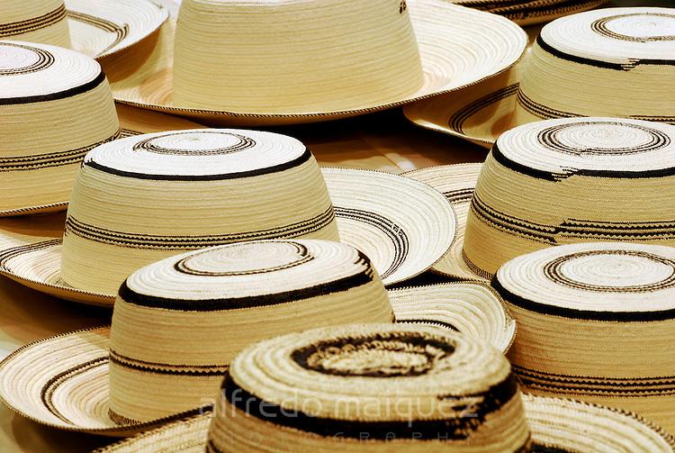 Panama Pintao hat,Guarare, Los Santos, Panama, Central America