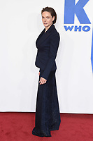 "Rebecca Ferguson<br /> arriving for the premiere of ""The Kiid who would be King"" at the Odeon Luxe cinema, Leicester Square, London<br /> <br /> ©Ash Knotek  D3476  03/02/2019"