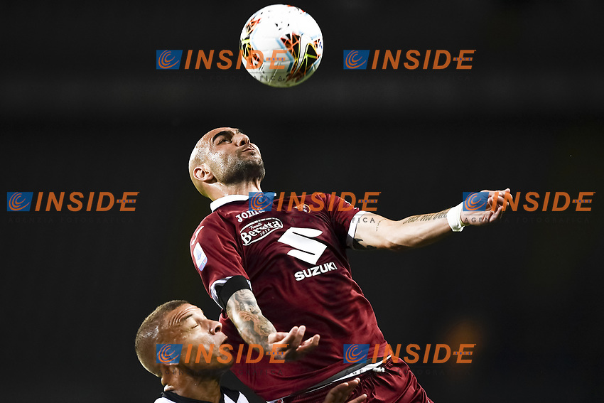 Simone Zaza of Torino FC in action during the Serie A football match between Torino FC and Udinese at Olimpico stadium in Torino ( Italy ), June 23th, 2020. Play resumes behind closed doors following the outbreak of the coronavirus disease. <br /> Photo Image Sport / Insidefoto