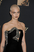Model/actress Cara Delevingne at the 2017 MTV Movie &amp; TV Awards at the Shrine Auditorium, Los Angeles, USA 07 May  2017<br /> Picture: Paul Smith/Featureflash/SilverHub 0208 004 5359 sales@silverhubmedia.com