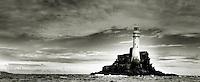 Name: Fastnet <br /> Latitude: 51&deg;23.358' North <br /> Longitude: 009&deg;36.178' West <br /> <br /> Called in Irish &quot;Carraig Aonair&quot;, meaning solitary rock / lone rock - Probably one of the most famous Lighthouses in the World -