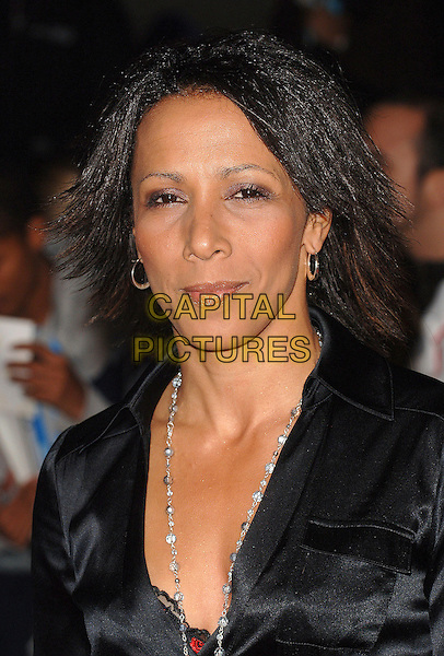 DAME KELLY HOLMES.Attending The Daily Mirror's Pride Of Britain Awards,.London Television Studios, London, England,.November 7th 2006..portrait headshot.Ref: BEL.www.capitalpictures.com.sales@capitalpictures.com.©Tom Belcher/Capital Pictures.