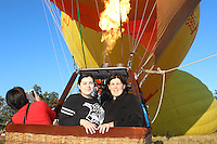 20151002 October 02 Hot Air Balloon Gold Coast