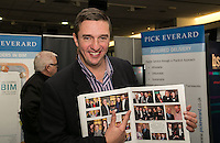 Award winning Nottingham photographer Paul 'Spike' Reddington shows off his photos from Nottingham City Business Club which appeared in Nottinghamshire Today magazine. Spike was official photographer at the East Midlands EXPO - The Property & Business Investment Show & The East Midlands Network Trade Fair