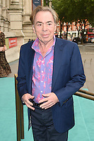 Lord Andrew Lloyd Webber<br /> arrives for the V&amp;A Summer Party 2016, South Kensington, London.<br /> <br /> <br /> &copy;Ash Knotek  D3135  22/06/2016