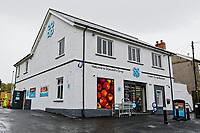 2018 04 27 Super market opening, Bryncoch, Wales, UK
